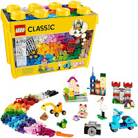 Open-Ended Play Legos