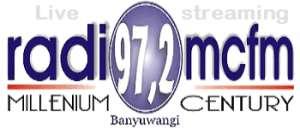 Radio 97.2 MCFM Genteng Banyuwangi
