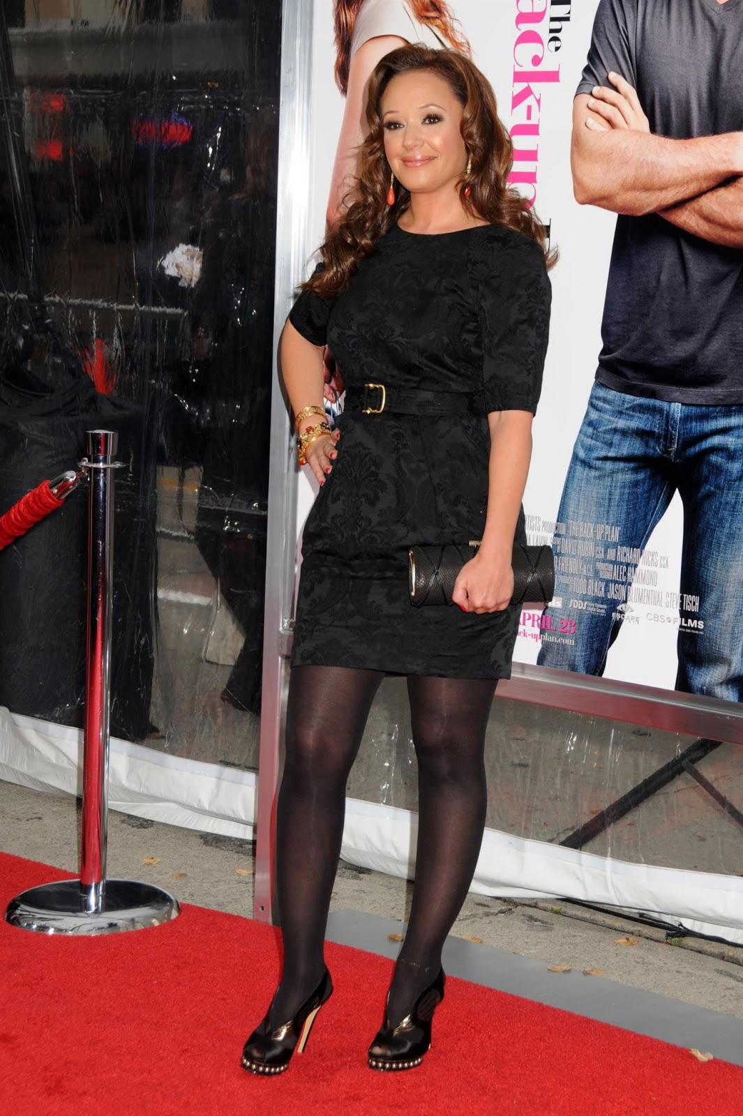 Nylon Celebrities: Leah Remini