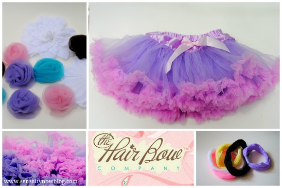 Petti Skirts, Tutus, Hair Bows, Accessories for Girls, Serenity Now blog