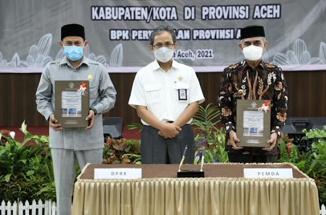 Aceh Utara Raih WTP 6 Kali Berturut-Turut dari BPK RI