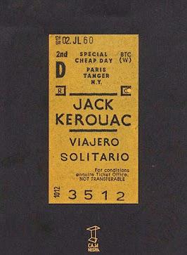 Jack Kerouac Viajero solitario libro