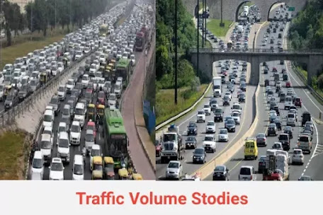 TRAFFIC VOLUME STUDY, how to carry out traffic volume study ?