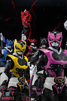 Power Rangers Lightning Collection Psycho Rangers 106