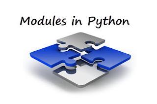 Module in Python programming language