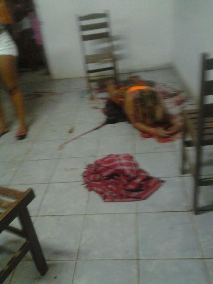 Primeiro homicídio em São Paulo do Potengi