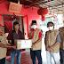PB Gerakan Nahdlatul Ulama Peduli Covid 19 Datangi Kelenteng, Salurkan Sembako