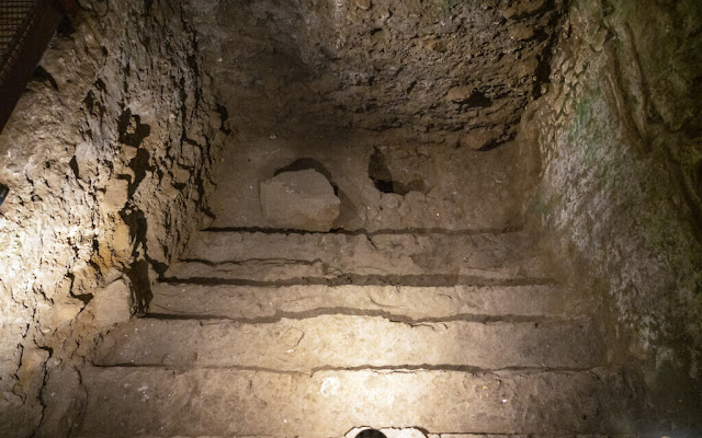 Remains of 'magnificent' 2,000-year-old public building unearthed near Western Wall in Jerusalem