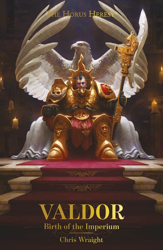 [Free Reads] Valdor: Birth of the Imperium By Chris Wraight PDF eBook Download
