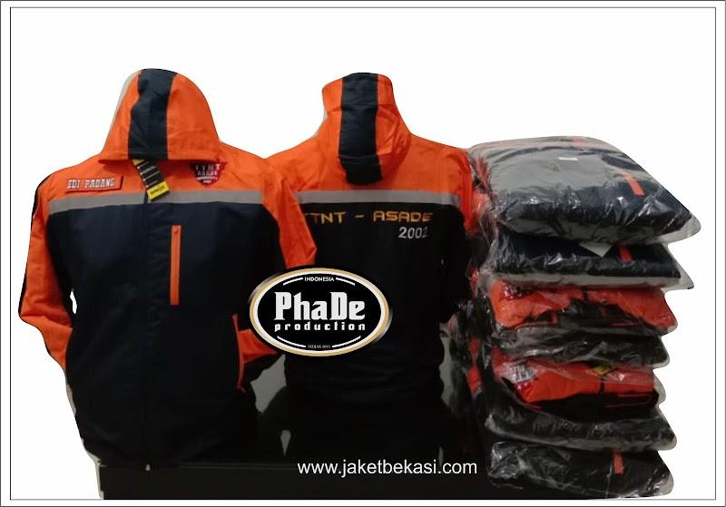 JAKET TASLAN TTNT - ASADE BY Jaket Bekasi PhaDe Production