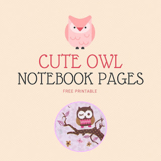 http://keepingitrreal.blogspot.com.es/2014/11/owl-notebook-pages-free-printable.html