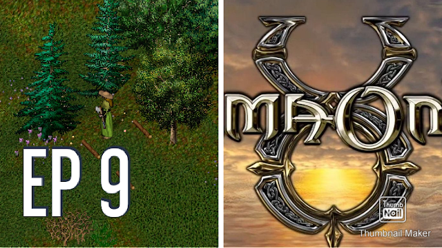 Let's Play Ultima Online (MobileUO) [EP 9] 🎮 WHERE TO BUY A HATCHET? 🤔