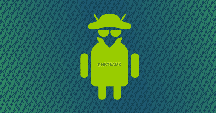 chrysaor-android-spyware