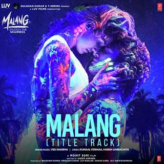 Malang Lyrics Hindi (Title Track) - Latest Songs Lyrics