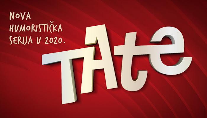 Tate 1. epizoda