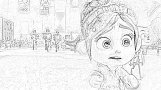 Ralph Breaks the Internet coloring pages filmprincesses.filminspector.com