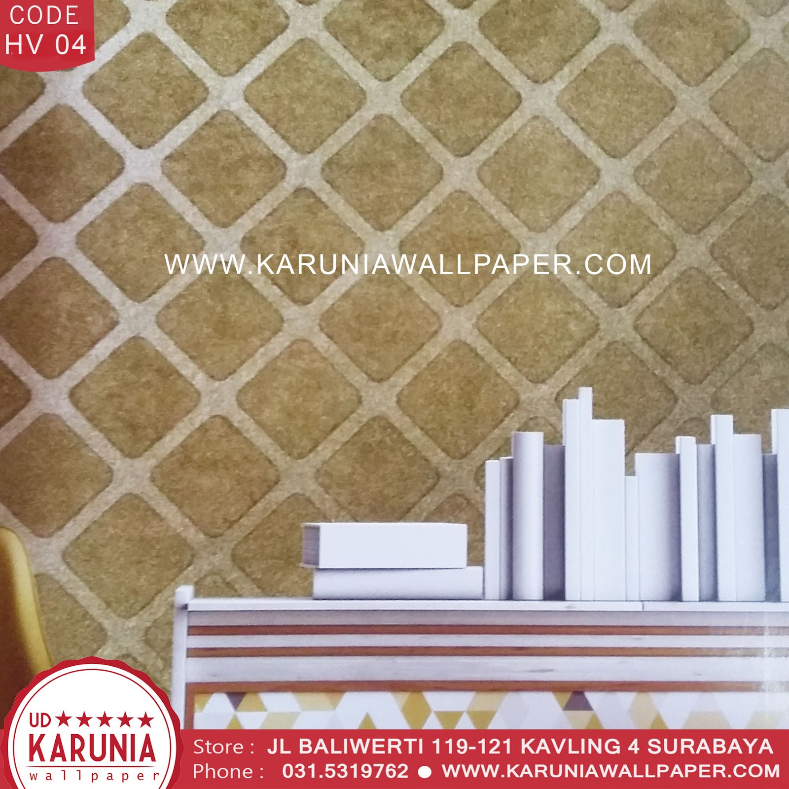 jual wallpaper wams