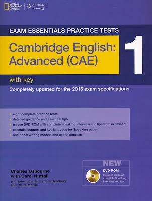 Exam Essentials Practice Tests Cambridge English Advanced (CAE) 1 PDF