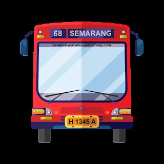 Sewa Bus Pariwisata Semarang Logo