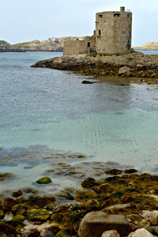 Cromwell castle Tresco
