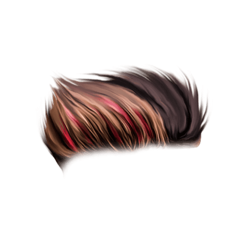 New CB Hairstyle PNG Transparent [ Download Now ]