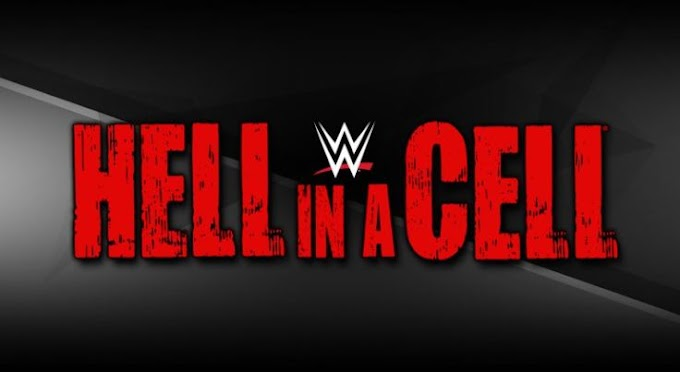 WWE HELL IN A CELL 20th June 2021