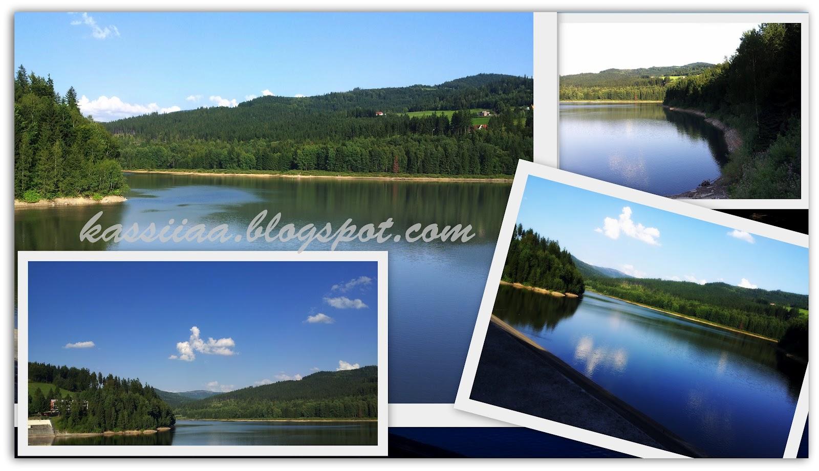 Jezioro Czerniańskie - Wisła Czarne- Wisła Centrum