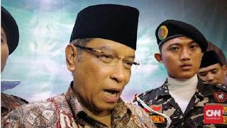 Said Aqil : Keadilan Era Jokowi Jauh Panggang Dari Api, Jauh Dari Kenyataan