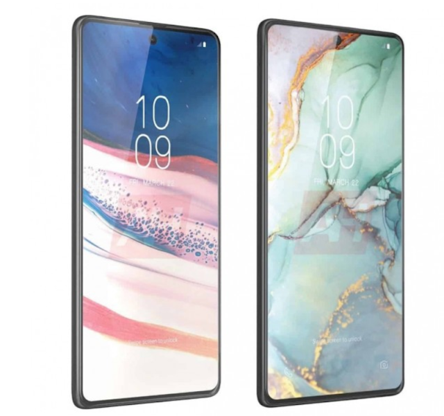 Samsung Galaxy S10 Lite Leaked Images