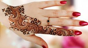 Attractive & Beautiful Hd Desgin Of Mehandi 50