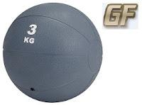 Medicine ball alat fitnes