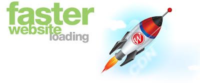 making website faster
