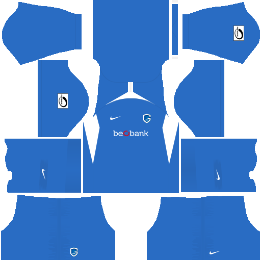 Kits Uniformes Krc Genk Jupiler Pro League 2019 2020 Fts 15 Dls