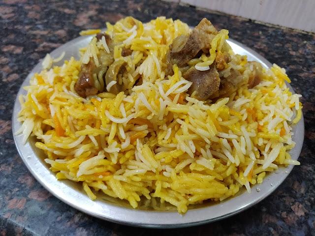 Lalla Lucknow Biryani