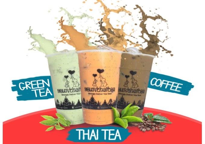 Nge-Thai Tea Asyik di Bekasi