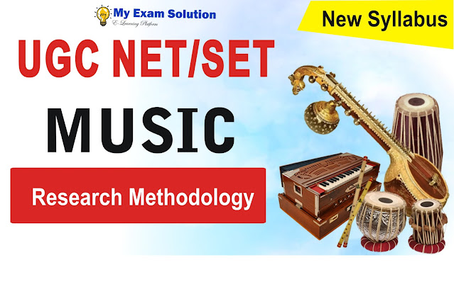 Research Methodology for UGC NET
