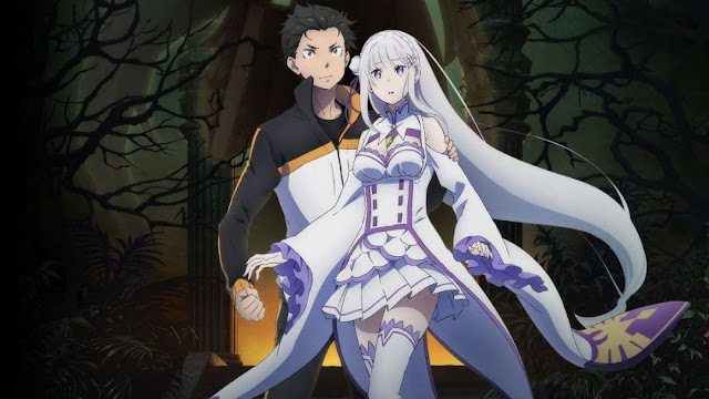 Re-Zero- anime temporada 2