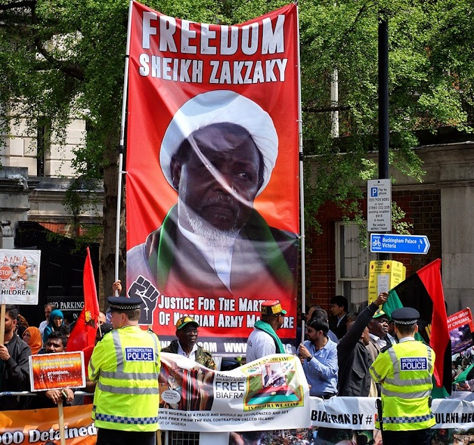 """Pro-Zakzaky supporters to hold London sit-in for """"dying"""" sheikh"""