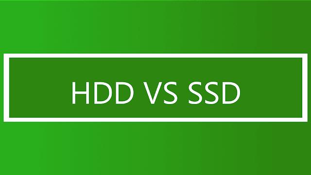 HDD VS SSD