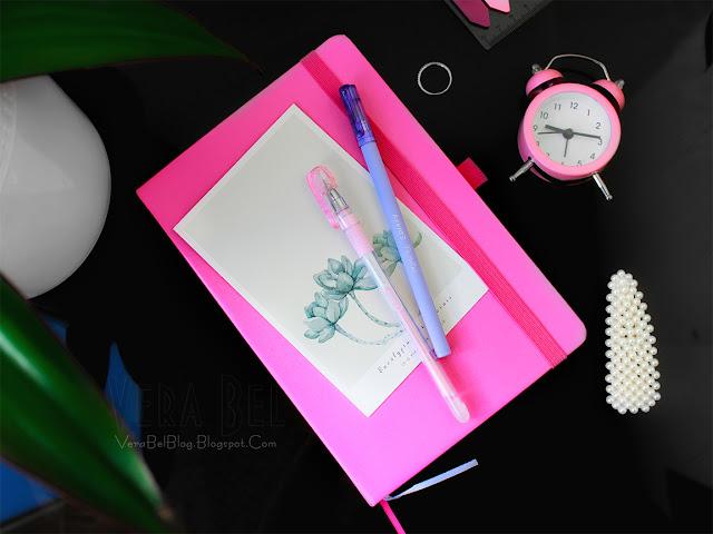 Еженедельник 2020 Axent Prime Strong 8507-20-10-A, 145x210мм, розовый, ручки маслянистые и шариковые
