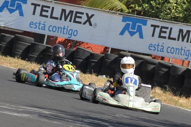 Juan Antonio Reyes es el campeón 2017 de FIA México – National Karting Championship RETO TELMEX.