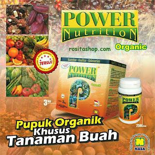 pupuk organik power nutrition harga
