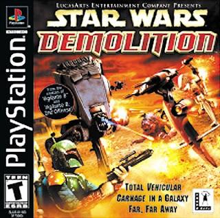 DOWNLOAD GAMES Star Wars Demolition PSX ISO FULL VERSION