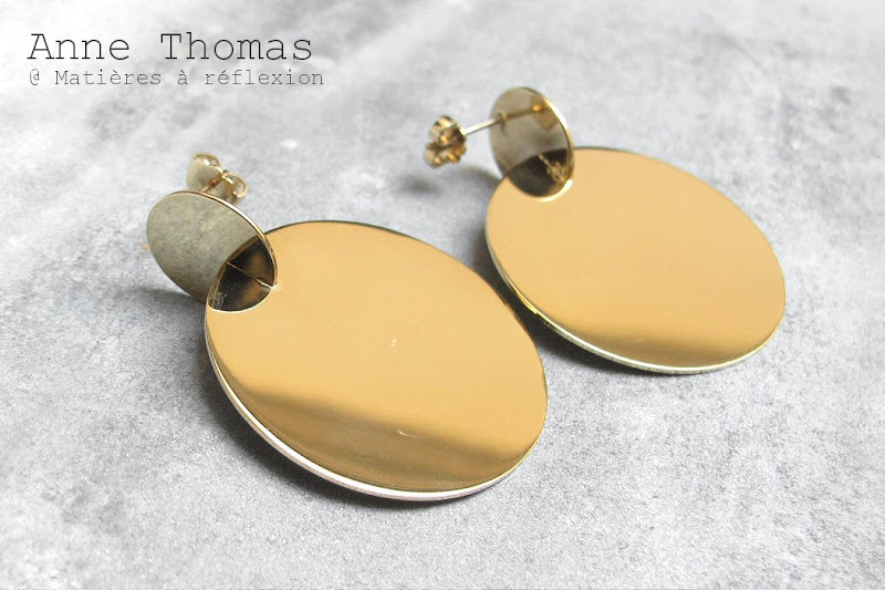 Boucles Anne Thomas Assembly disques