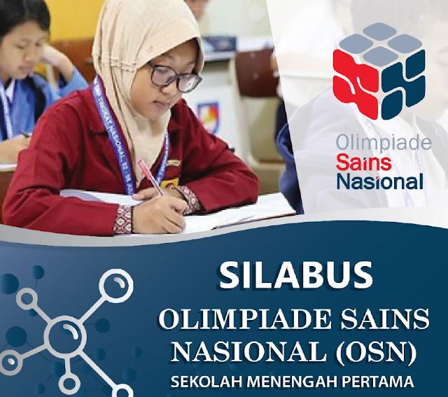 Silabus OSN SMP Tahun 2019