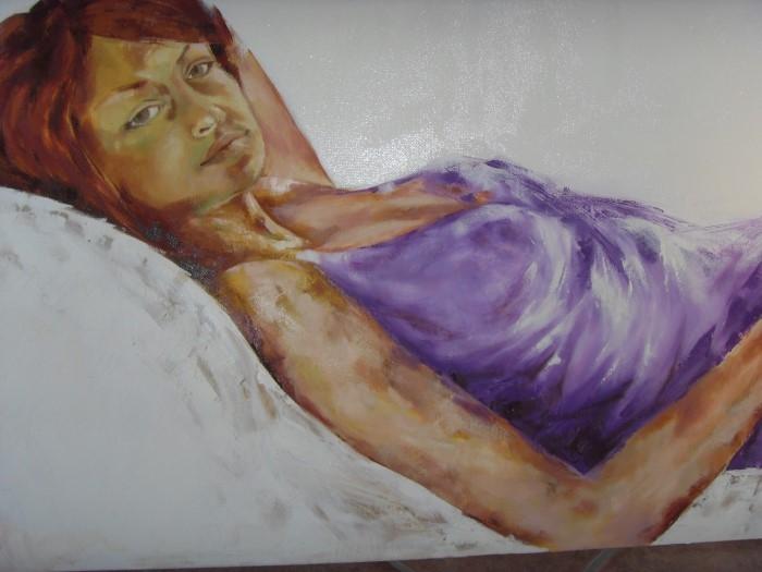 Итальянский художник. Laura Roncalli 3