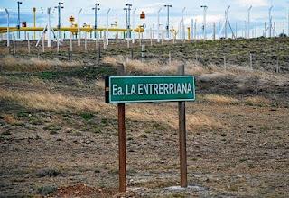 Estancia La Entrerriana de Lázaro Báez