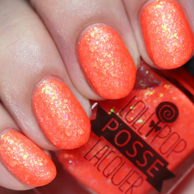 Lollipop Posse Lacquer Metaphorical Gin and Juice