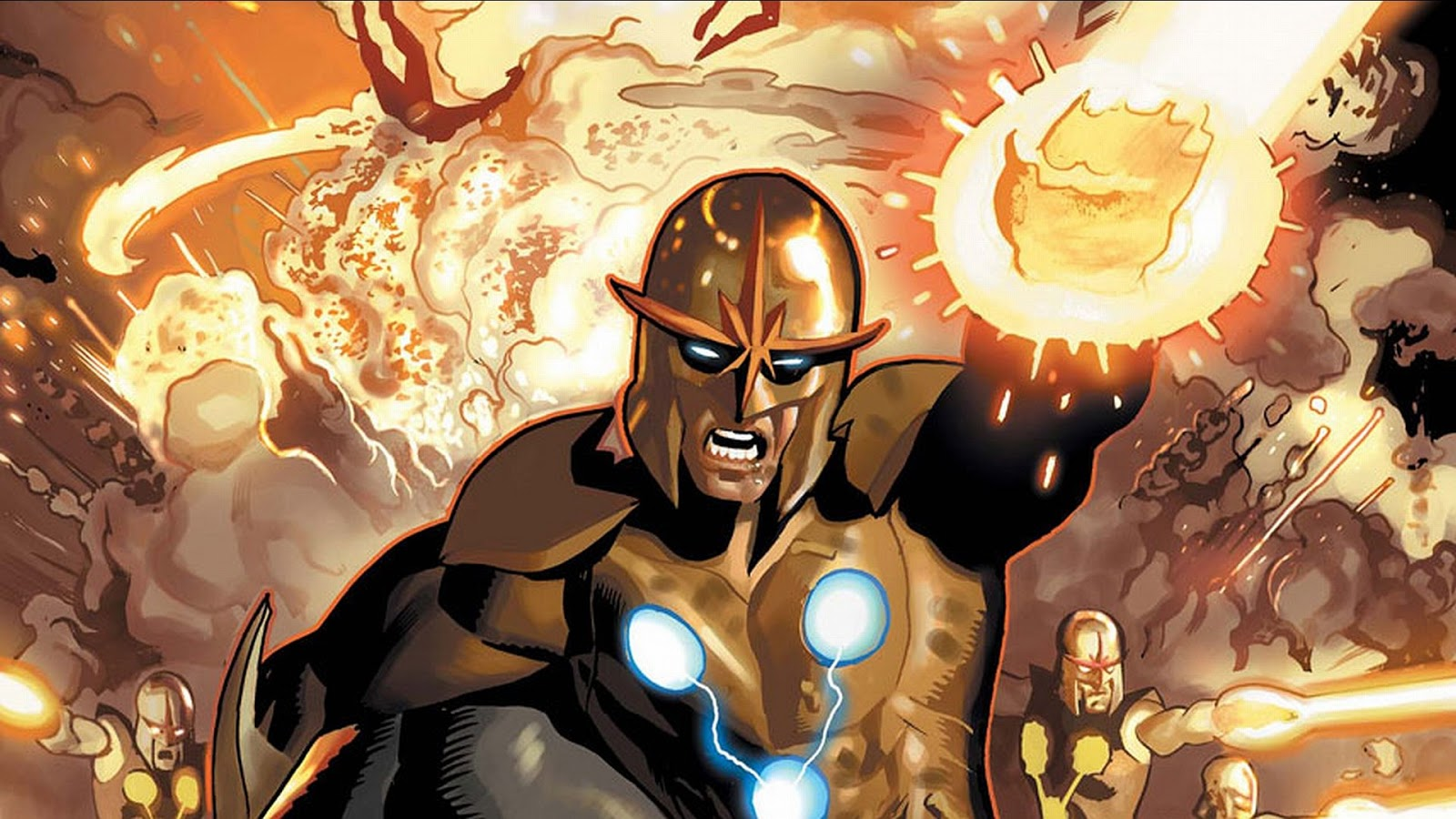 Marvel Studios would be working on a new project based on Nova