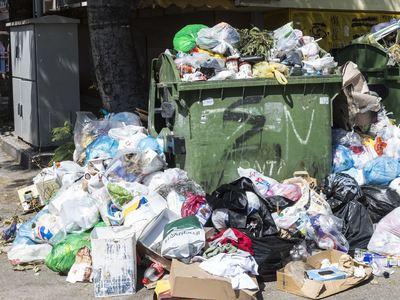 Ήγουμενίτσα: Για τρεις ημέρες ο δήμος Ηγουμενίτσας δεν μαζεύει σκουπίδια...